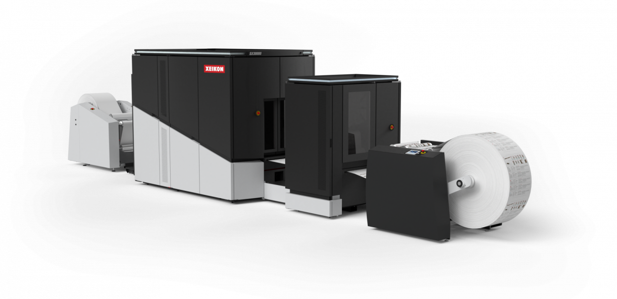 Xeikon launches SIRIUS technology