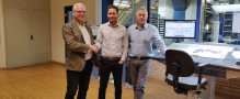 SWEDISH PRINTER PICKS DCOS FOR COMPLETE RETROFIT OF ITS KBA COLORA PRESS