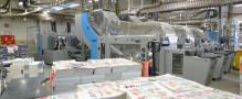 Revamped mailroom technology lays a solid foundation for consolidated production