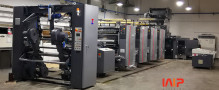 WISPRINT WS-D625 book printing system installation for Hubei Xinhua Printing Co. Ltd