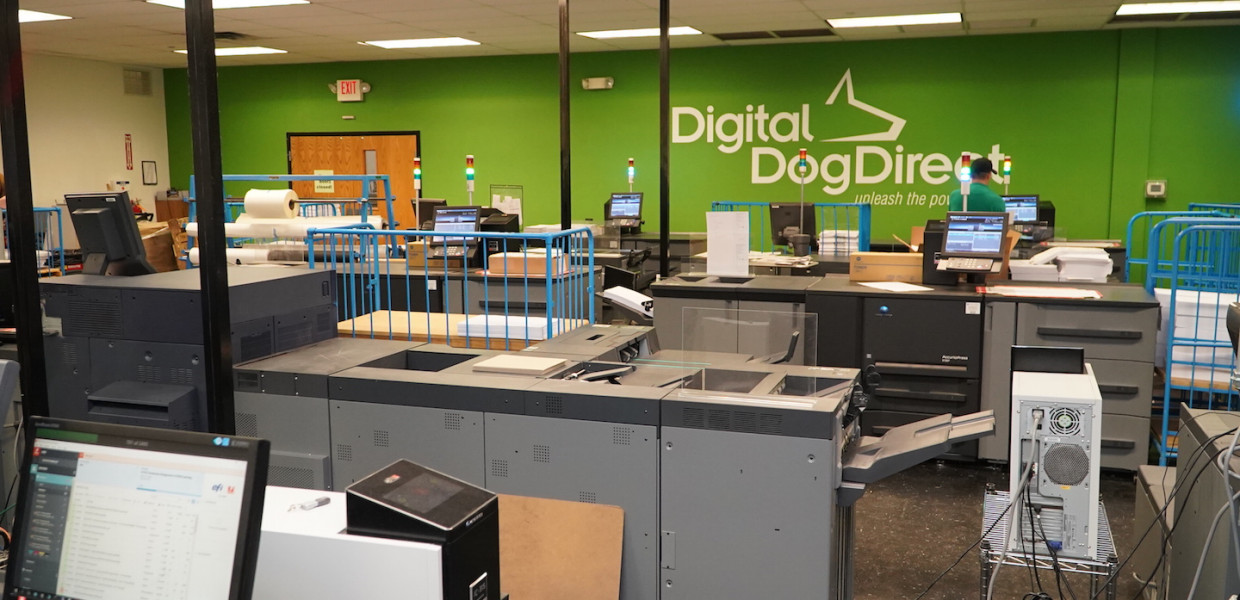 Konica Minolta And All Covered Solutions Transform Digital Dog Direct's Business
