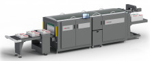 Tecnau Launches Space Efficient Cutting/Stacking System for B2+ Sheets